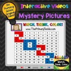 FREE 2014 Watch, Think, Color Games!