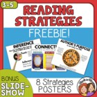 FREE 8 Reading Strategy Posters!