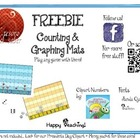 FREE Counting and Graphing Mats - for any math game