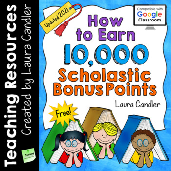 FREE How to Earn 10,000 Scholastic Bonus Points (2014)