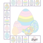FREE Easter Game Board