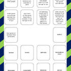 FREE Economics Vocabulary Flipbook Activity!