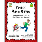 FREE Factor Race Math Game