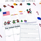 FREE Holidays / Christmas in America Mini-Book