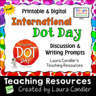 FREE International Dot Day Discussion Cards