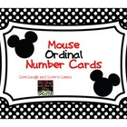 FREE-- Mouse Ordinal Numbers