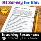 FREE Multiple Intelligence Survey for Kids