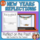 FREE New Years Reflection - Updated for 2013-2014