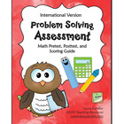 FREE Problem Solving Assessments (International Version)