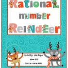 FREE Rational Number (Add fractions, Percents, Add/Subtrac