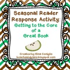 FREE  Reader Response and Seasonal Display: Theme