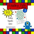 FREE Reading Path Game 1