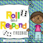 *FREE* Roll and Respond- Savvy School Counselor
