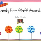 FREE Staff Candy Bar Awards