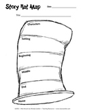 FREE Story Hat Map