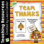FREE Team Thanksgiving Cards