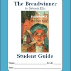 FREE - The Breadwinner Unit Guide for Students