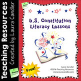 FREE U.S. Constitution Literacy Lessons