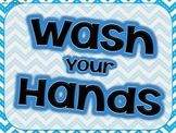 "FREE ""Wash Your Hands"" Posters"