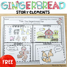 FREEBIE: Gingerbread Man Mini-Pack