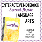 FREEBIE Informational Writing - INB Sample