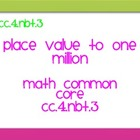 **FREEBIE** Math Common Core: Rounding Place Value Stations
