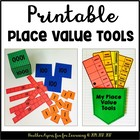 FREEBIE!  Printable Base 10 Kit {Blocks, Mats, & Strips}