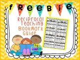 FREEBIE Reciprocal Teaching Bookmark Guide