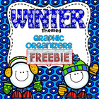 FREEBIE Sample of Graphic Organizers for the Winter
