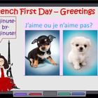 FRENCH FIRST DAY FREE DOWNLOAD