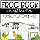 FROG Book Binder {Personalize It!}