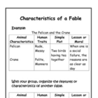 Fable Mini-lesson Unit
