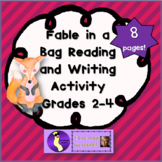 Fable in a Bag Writing Activity