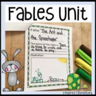 Fables: Fable Tools and Activity Pack!