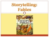 Fables Storytelling Powerpoint