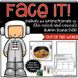 Face It - Space  {Faces for Decorating Spaces & Writing Ac