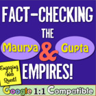 Fact-Checking the Mauryan & Gupta Empires of Ancient India!