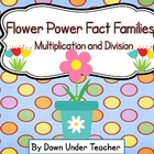 Fact Families - Multiplication and Division