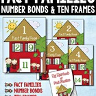 Fact Families, Number Bonds, and Tens Frames (Common Core