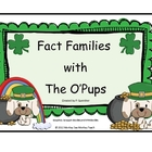 Fact Family with the O'Pups