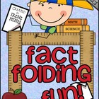 Fact Folding Fun! Math Flip-Flap Books And Elementary Lapbooks!