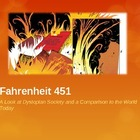 Fahrenheit 451: A Look at Dystopia and a Comparison to Today