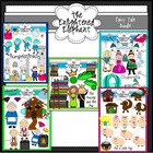 Fairy Tale Clip Art Bundle 1