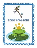 Fairy Tale Literature Unit
