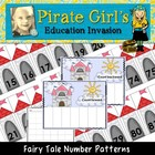 Fairy Tale Number Patterns (counting forward & backward)