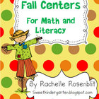 Fall Centers for Math and Literacy