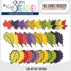 Fall Leaves Clip Art Collection