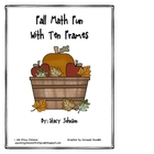 Fall Math Fun With Ten Frames