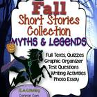 "Fall Short Stories ""Myths and Legends,"" Full Text Collecti"