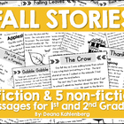 Fall Stories {5 Fiction & 5 Non-Fiction Stories)